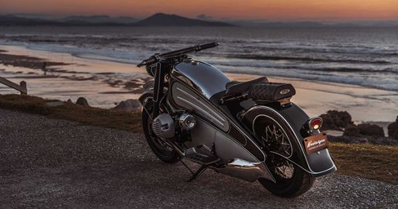 NMoto Reimagines The Historical BMW R7 with a Limited Edition 85th Anniversary Motorcycle