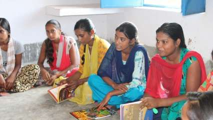How these young girls are breaking taboos around contraception in rural Jharkhand