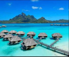 Indulge in the Seductive Splendor Bora Bora