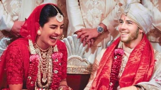 Priyanka Chopra reveals all the details on what went into making her wedding dress