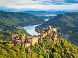 Exclusive for Mail on Sunday readers: Meet top British authors as you cruise the Danube