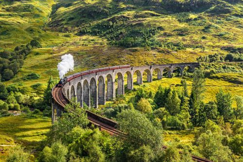 Quiz: How many epic train journeys have you taken?