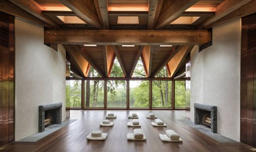 BarlisWedlick Conceptualise A Two-In-One New York Home and Resort