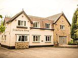 Guests can pull their own pints at the Poachers Arms a pub-turned-holiday-home in the Lake District