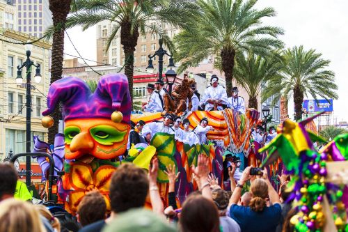 5 things you didn't know about Mardi Gras