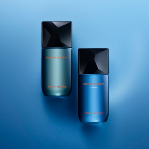 Discover the magnetic new men's fragrance inspired by the bold contrast between natural forces