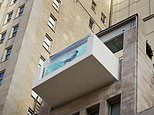Review of The Joule hotel in Dallas Texas, which has a 10th-floor pool that juts out over the street