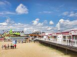 Great Yarmouth - where Ed Sheeran has a holiday home - offers the quintessential British beach break