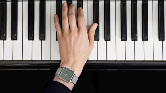 Nomos salutes Ludwig Van with four new Beethoven-inspired Tetra 'Symphony' models