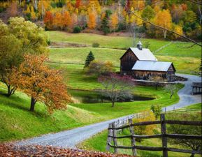 Embark on a Fall Foliage Road Trip Through New York, Vermont and More