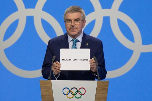 Milan-Cortina Awarded the 2026 Olympic and Paralympic Winter Games