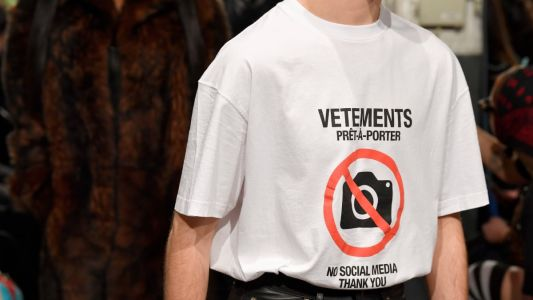 VTMNTS - Vetements' Vowelless New Brand - Is Here