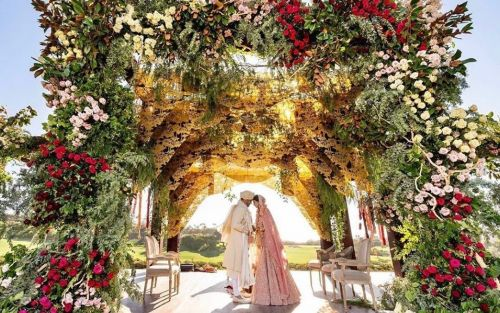 2019's mandap decoration ideas for the inspiration-starved Indian bride