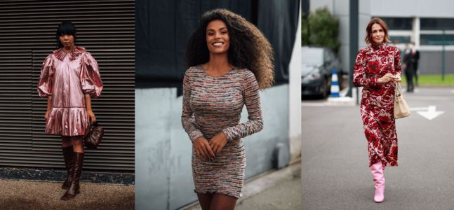 Consider These Dresses the Heroes of Your Fall Wardrobe