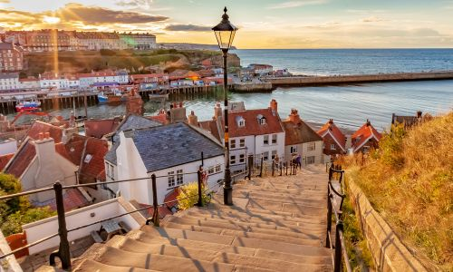5 reasons to visit Whitby, Yorkshire