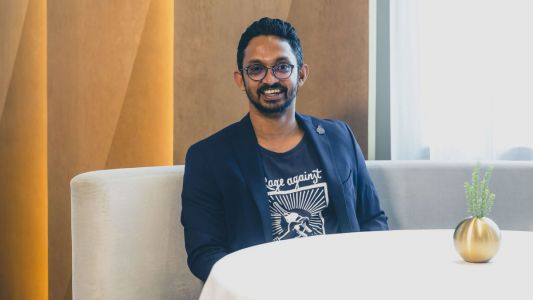 Pass the Salt: Rishi Naleendra, chef-owner of Cloudstreet