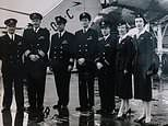 Ex-British Airways crew member recalls first transatlantic flight