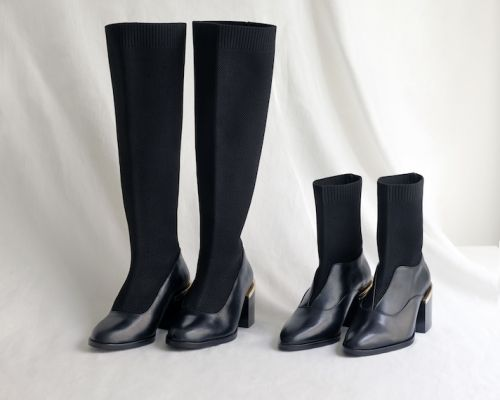 Finally, Fall Boots Made to Fit All Calf Sizes-And They're Wicked Cute