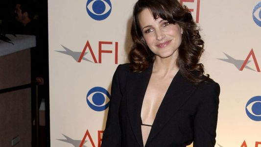 Great Outfits in Fashion History: Kristin Davis in a Samantha Jones-Style Power Suit