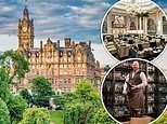 The Balmoral is the height of luxury. So how did they cope in lockdown?