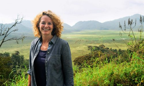 Humble in the jungle! Kate Humble goes gorilla watching in DR Congo