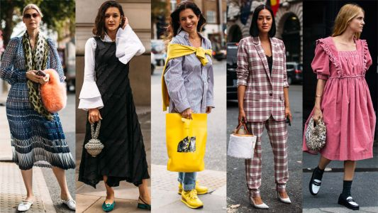 Statement Handbags Were a Street Style Favorite on Day 5 of London Fashion Week