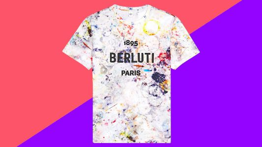 Weekly Obsessions: Berluti's exclusive tee, Chopard's exciting new watch and more