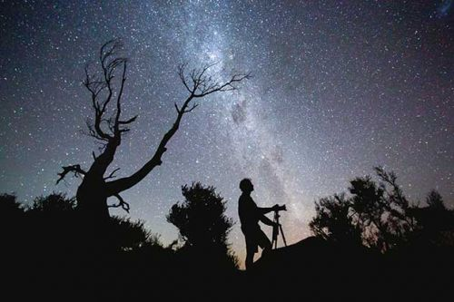 What is a dark-sky nation? Nelson author Naomi Arnold wants New Zealand to be the world's first