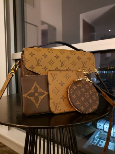 The Next Must-Have Louis Vuitton Bag: The Trio Pouch