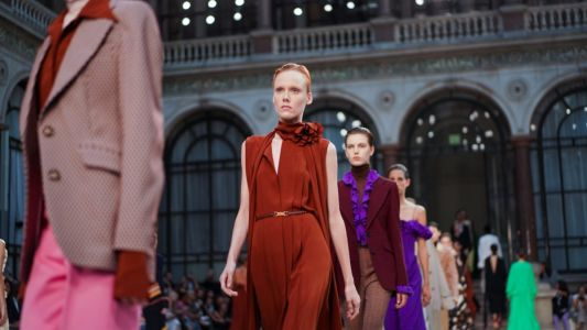 These are the London Fashion Week trends we're loving so far