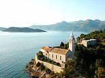 Croatia holidays: The island monastery that is now a hotel reminiscent of a Game of Thrones set