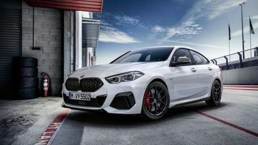 BMW reveals M Line to be featured on new 2 Series Gran Coupe