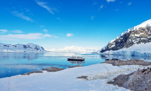 8 ways to Antarctica