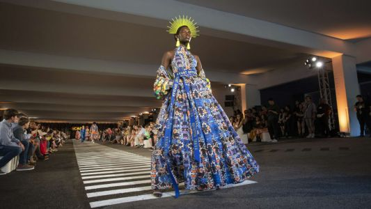 SCAD's 2019 Fashion Show Celebrated Diversity and Social Awareness