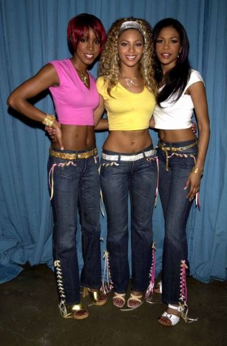 Beyoncé & Kelly Rowland Were Sexually Harassed by Another Band at 16 Years Old
