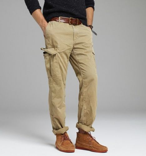 The Art of Wearing Cargo Trousers