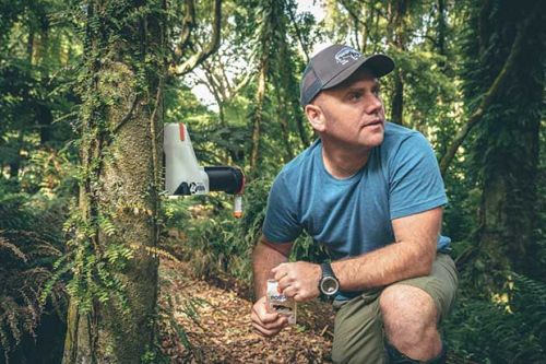 How Goodnature's self-resetting traps are changing predator control in New Zealand