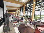 New luxury terminal at Manchester Airport will offer passengers 'private jet experience'