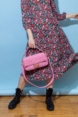 Fendi Updates Its Fan Favorite Bags for Spring 2020