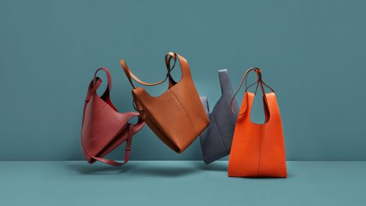 Mulberry's first 100% sustainable leather bag is a chic tote