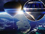 Space Tourism company develops 'cruises' into stratosphere