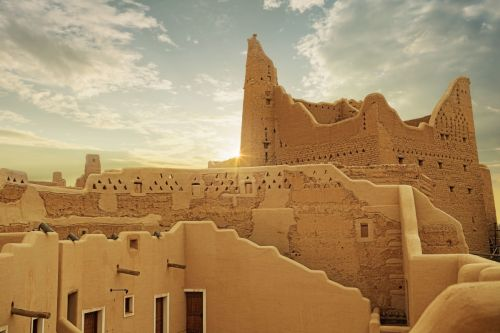 Saudi Arabia to Inaugurate Diriyah Gate, a New Cultural and Lifestyle Tourism Destination With a UNESCO World Heritage Site at Its Heart