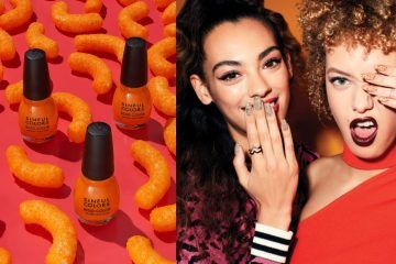 This Scented Nail Polish Gives 'Cheeto Fingers' A New Meaning