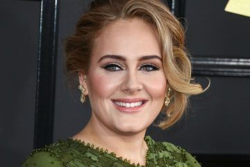 Wow! Adele Is An Image With A Shaved Head