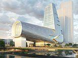 New Sydney Powerhouse Museum could have looked like an upside down hairdryer