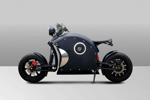 Urbet Spain Launches It's Most Anticipated Ego E-Scooter