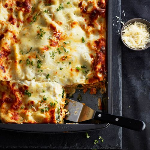 10 Extra-Cheesy Lasagna Recipes To Combat Winter Weather