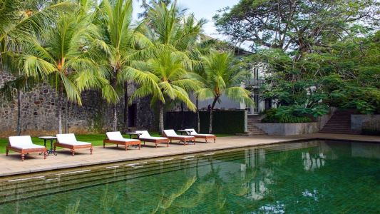 Checking in: Amangalla Sri Lanka, where heritage becomes home