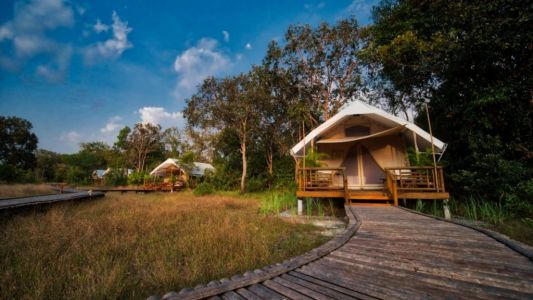 Best of luxury camping in Southeast Asia