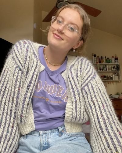 The next gen of knitwear: Behind the wave of crochet-mad followers hooked on Beth Willis' creations
